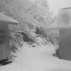 2016年末一人旅 第四週(215)久慈の雪景色4