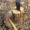 薪割り作業環境の整備