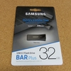 SAMSUNG USBメモリ BAR Plus 32GB (MUF-32BE4/APC) レビュー