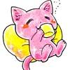 いつもブログを見てくださる皆さんへ、福を招いてくれるよう願ってイラスト描きました。