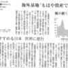 在外米軍過去60年で最少、日本駐留最多