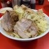 ラーメン二郎 京都店 『小ラーメン(「あの豚」仕様)脂飯 生玉子』