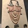 【台湾】アンティーク・アクセサリーの世界〜タオ族の胸飾り〜