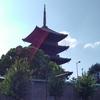 京都・奈良旅行1日目 東寺に五重塔を見に行こう!!