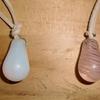 【アンティーク】ボヘミアの電球玉