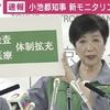 #401 東京都の新たなモニタリング項目を公表 小池都知事