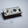 STM32F042K6T6のUSB付きの基板を作った
