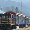 【南阿蘇鉄道】トロッコ列車ゆうすげ号で阿蘇の風を感じる旅を! 高森~中松 乗車記2018.3 高森~立野全線復旧に向けて走り出しました