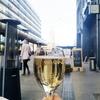 金曜の夜はシャンパン