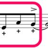 譜面解釈とMIDI表現 (5) ホルンのゲシュトップフト奏法