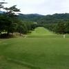 梅雨時のゴルフ