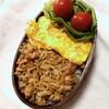 10分で作れて美味しい 、ピリ辛 2色➕α 丼
