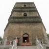 国慶節休暇中の開封市、『繁塔』を見に行ってきました