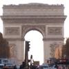 パリ・シャンゼリゼ通りのランチ!凱旋門~ホテルテラス席ご紹介