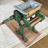 小野式製麺機ゲット!小野式の歴史と入手方法
