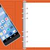 スマートフォンがメモ用手帳代わり 高齢者の独り言 自分の存在意義