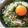 ご飯作るの面倒くさい時はコレ作る!『ごま油しらす丼』の作り方