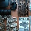 タミヤgf-01メタルダンプトラック(製作編①パーツチェック&タイヤの組み立て)