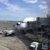 マレーシア航空88便 クアラルンプール~成田(A380運航 2階席エコノミー)