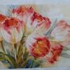 """ALISA - """"Tulips"""" チューリップ、大好き(⌒∇⌒)"""