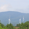 《11.3.11》被災地東北、18次<巡訪>/ ㊸11日目(3)六ケ所村(下北)の風力発電      今回のテーマ[つぎのステップにむけて]