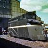 拒絶反応出そう、ハーフカメラ汚写真 1984年10月・国鉄美濃太田機関区一般公開