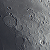 月を試し撮り NexImage 5 & 梅雨の晴れ間に