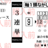 間に合った【ジャパンカップ馬券】