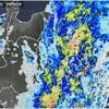「佐久の季節便り」、「線状降水帯」が佐久市にもかかり、午前中に46.0ミリの大雨。