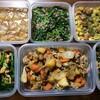 今週の主にネットのレシピで作り置き常備菜