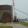 29日から31日まで、土木委員会調査で白河市、茨城県鬼怒川堤防決壊箇所の工事を視察