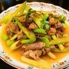 脂の海w【1食278円】激安和牛deセロリ焼肉の簡単レシピ