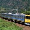 中央西線キヤ検 伊奈川と本山で
