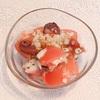 【糖質制限レシピ】タコとトマトのバジルマリネ☆