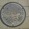 マンホール蓋 横須賀市