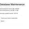 Flaskアプリでデータベースのテーブルを消したり作ったり