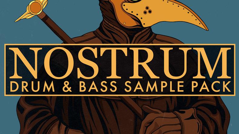 「GHOST SYNDICATE NOSTRUM」ライブラリー・レビュー:抜けが良くエッジの効いたリズムを収録