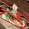 【京都】『平岡八幡宮』「花の天井 春の特別拝観」に行ってきました。 京都観光 京都旅行 国内旅行 社寺めぐり