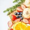皮ごと食べられる果物