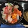 札幌市内で 海鮮丼ランチ