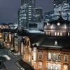 夜の東京駅 Canon EOS 80Dで撮影〈夜景〉