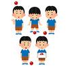 ボール運動~投げ・キャッチ編~②