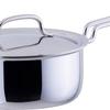 長く使えて料理が美味しいと評判の宮崎製作所 ジオ 片手鍋 GEO-18Nの良さがわかるレビュー