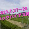2019,7,27~28 トラックバイアス結果 (新潟競馬場、小倉競馬場、札幌競馬場)