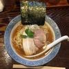 麺屋武平(名古屋市中区)淡口煮干しそば 680円