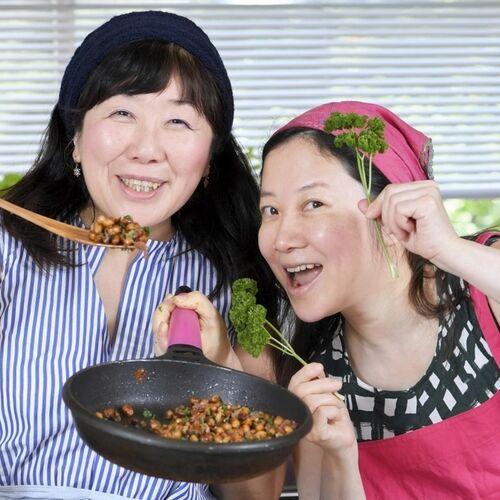 ジャンクフード断ちしてても「大豆のコンフィ」ならポテチみたいな味だし罪悪感ないぞ!【西原理恵子と枝元なほみのおかん飯】