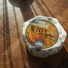 ブリーチーズがバターみたいでメープルシロップと一緒に食べるのが最高