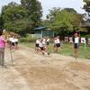 体育大会の練習