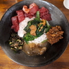 【wacca】関目で頂く海鮮スパイス混ぜ飯。カレージュレが加わりスパイス感がアップ