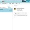 Office365 OutlookとOutlook on the webのアーカイブ表示について